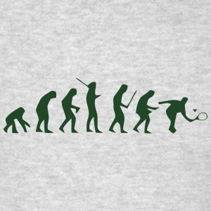 TENNIS EVOLUTION Tank Tops - Men's T-Shirt