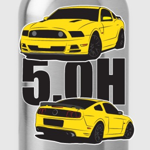 5.Oh Stang - Water Bottle