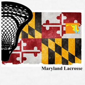 Maryland Lacrosse - Men's T-Shirt