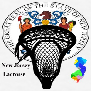 New Jersey Lacrosse - Men's T-Shirt