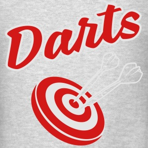 Darts Tanks - Men's T-Shirt