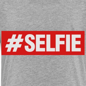 Selfie Kids' Shirts - Toddler Premium T-Shirt