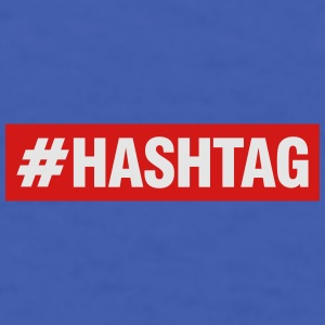 Hashtag Mugs & Drinkware - Men's T-Shirt
