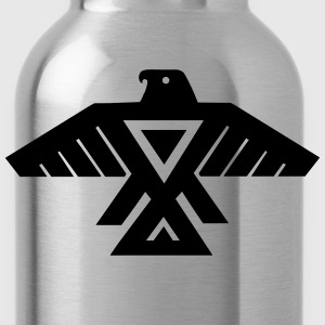 American Indian Thunderbird Totem Women's T-Shirts - Water Bottle