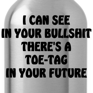 toe-tag - Water Bottle