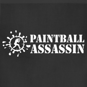 Paintball Assassin T-Shirts - Adjustable Apron