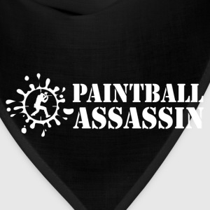 Paintball Assassin T-Shirts - Bandana
