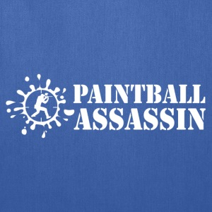 Paintball Assassin Hoodies - Tote Bag