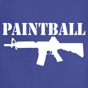 Paintball Guns Hoodies - Adjustable Apron