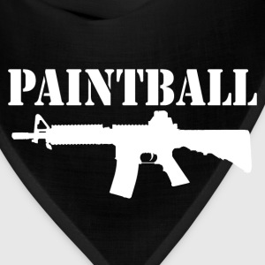 Paintball Guns Hoodies - Bandana