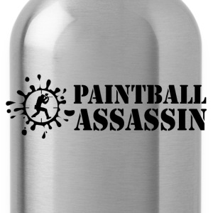 Paintball Assassin Hoodies - Water Bottle