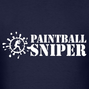 Paintball sniper Hoodies - Men's T-Shirt