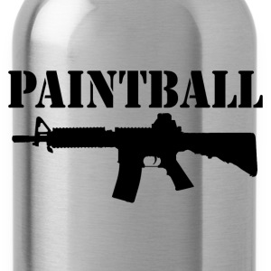 Paintball Guns Hoodies - Water Bottle
