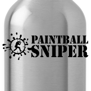 Paintball sniper Hoodies - Water Bottle