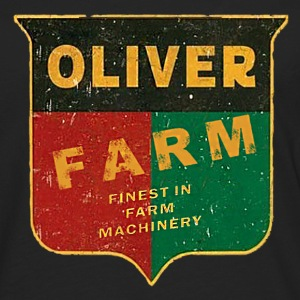 Oliver Farm Equipment T-Shirts - Men's Premium Long Sleeve T-Shirt