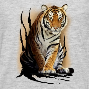 tiger Baby & Toddler Shirts - Men's Premium Long Sleeve T-Shirt