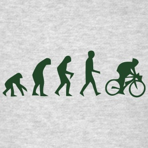 CYCLING EVOLUTION Tank Tops - Men's T-Shirt