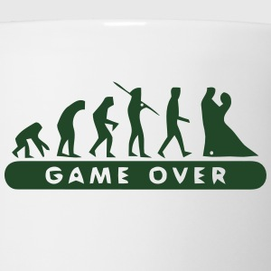 MARRIAGE - GAME OVER Long Sleeve Shirts - Coffee/Tea Mug