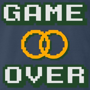 GAME OVER Tanks - Men's Premium T-Shirt