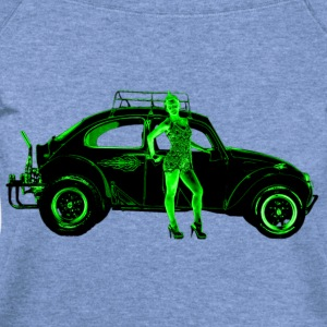 70  Beetle BAJA T-Shirts - Women's Wideneck Sweatshirt