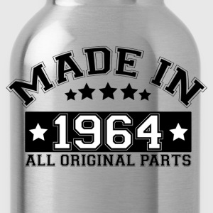 MADE IN 1964 ALL ORIGINAL PARTS Hoodies - Water Bottle