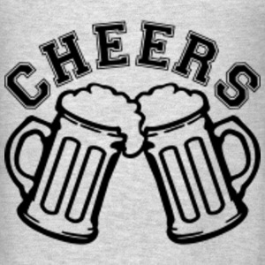 Women's Cheers Beer Tank - Men's T-Shirt