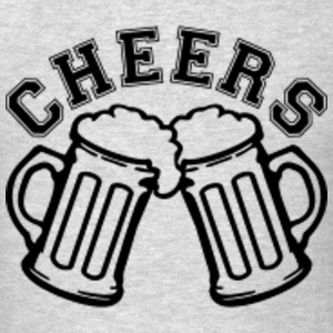 Men's Cheers Beer Tank - Men's T-Shirt