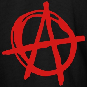 ANARCHY Bottoms - Men's T-Shirt