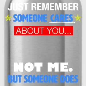 Someone Cares - Water Bottle