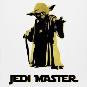Yoda Jedi Master Golden Baby & Toddler Shirts - Men's Premium Tank