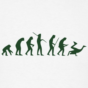 EVOLUTION BREAKDANCE Tank Tops - Men's T-Shirt