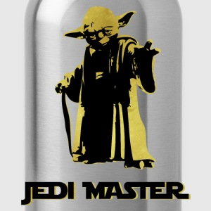Yoda Jedi Master Golden T-Shirts - Water Bottle