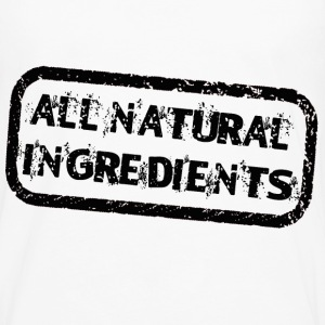 Natural Ingredients - Men's Premium Long Sleeve T-Shirt
