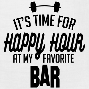 it's time for happy hour at my favorite bar C 1c Baby & Toddler Shirts - Bandana