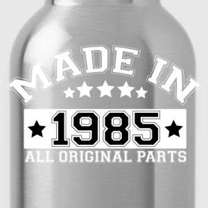 MADE IN 1985 ALL ORIGINAL PARTS Hoodies - Water Bottle