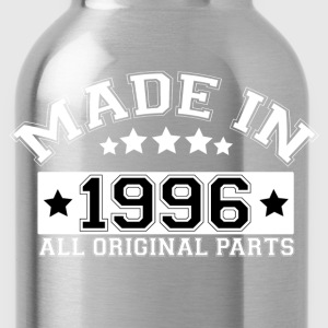 MADE IN 1996 ALL ORIGINAL PARTS Hoodies - Water Bottle
