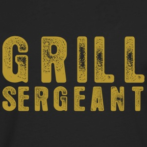 Grill Sergeant - Men's Premium Long Sleeve T-Shirt
