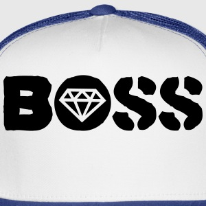 boss T-Shirts - Trucker Cap