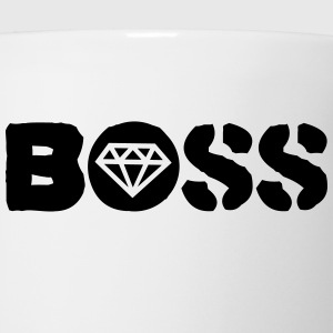 boss T-Shirts - Coffee/Tea Mug