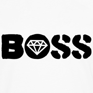 boss T-Shirts - Men's Premium Long Sleeve T-Shirt