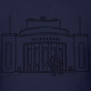 Volksbühne Berlin Sweatshirts - Men's T-Shirt