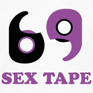 Sex Tape - Men's Premium Long Sleeve T-Shirt