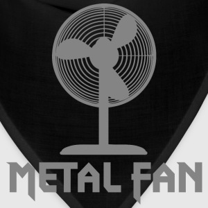 Metal Fan - Bandana