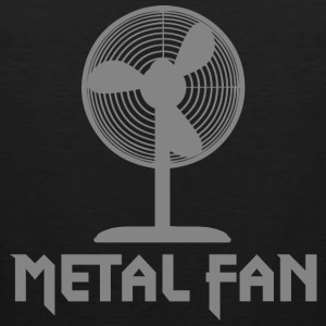 Metal Fan - Men's Premium Tank