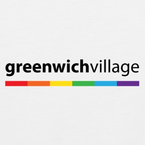Greenwich Village LGBT Mugs & Drinkware - Men's Premium Tank