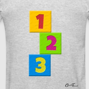 Kiddies-numbers Sweatshirts - Men's T-Shirt
