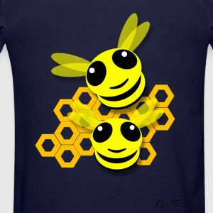 Kiddies-bumblebee Sweatshirts - Men's T-Shirt