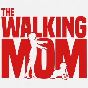 the walking mom Caps - Men's Premium T-Shirt