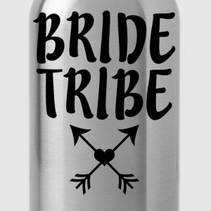 Bride Tribe Bridesmaid funny shirt - Water Bottle
