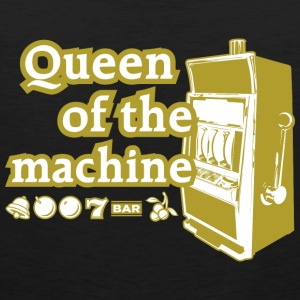 Queen Of The Machine - Men's Premium Tank